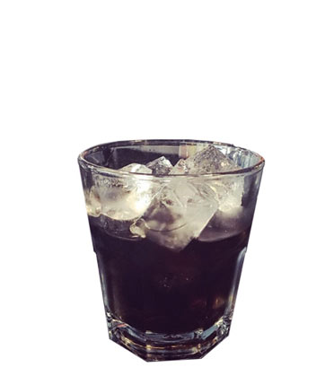 Black Spy Cocktail